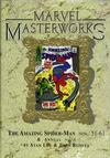 Cover for Marvel Masterworks: The Amazing Spider-Man (Marvel, 2003 series) #6 (33) [Limited Variant Edition]