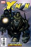 Cover for X-Men (Marvel, 2004 series) #186 [Direct Edition]