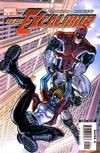 Cover for New Excalibur (Marvel, 2006 series) #9 [Direct Edition]