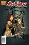 Cover Thumbnail for Red Sonja (2005 series) #10 [Mel Rubi Cover]