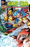 Cover for Mutants vs. Ultras: First Encounters (Malibu, 1995 series) #1