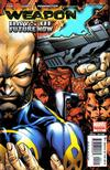 Cover for Weapon X: Days of Future Now (Marvel, 2005 series) #2