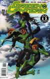 Cover for Green Lantern (DC, 2005 series) #11