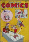 Cover for Little Giant Comics (Centaur, 1938 series) #4
