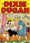 Cover for Dixie Dugan (Prize, 1951 series) #v3#4