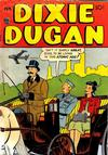 Cover for Dixie Dugan (Prize, 1951 series) #v4#1