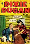 Cover for Dixie Dugan (Prize, 1951 series) #v4#2
