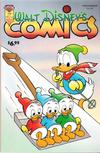 Cover for Walt Disney's Comics and Stories (Gemstone, 2003 series) #662