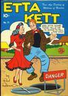 Cover for Etta Kett (Pines, 1948 series) #11
