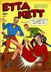 Cover for Etta Kett (Pines, 1948 series) #12