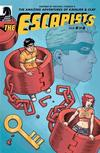 Cover for The Escapists (Dark Horse, 2006 series) #6