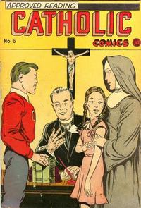 Cover Thumbnail for Catholic Comics (Charlton, 1946 series) #v1#6