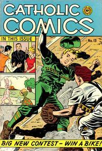 Cover Thumbnail for Catholic Comics (Charlton, 1946 series) #v1#13