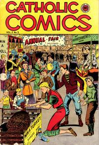 Cover Thumbnail for Catholic Comics (Charlton, 1946 series) #v2#2