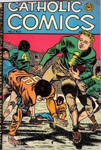 Cover Thumbnail for Catholic Comics (Charlton, 1946 series) #v2#3