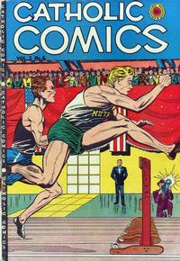 Cover Thumbnail for Catholic Comics (Charlton, 1946 series) #v2#6