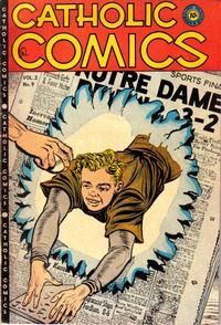 Cover Thumbnail for Catholic Comics (Charlton, 1946 series) #v2#9