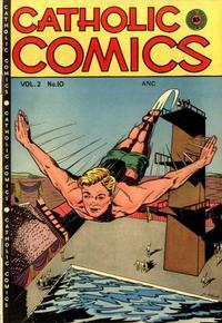 Cover Thumbnail for Catholic Comics (Charlton, 1946 series) #v2#10