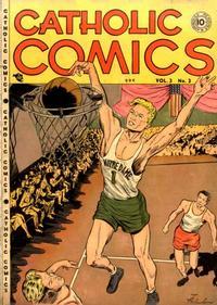 Cover Thumbnail for Catholic Comics (Charlton, 1946 series) #v3#3