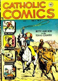 Cover Thumbnail for Catholic Comics (Charlton, 1946 series) #v3#4