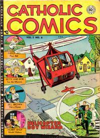 Cover Thumbnail for Catholic Comics (Charlton, 1946 series) #v3#8