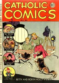 Cover Thumbnail for Catholic Comics (Charlton, 1946 series) #v3#9
