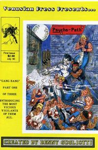 Cover Thumbnail for Psycho-Path (Greater Mercury Comics, 1990 series) #1