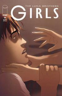 Cover Thumbnail for Girls (Image, 2005 series) #9