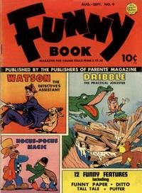 Cover Thumbnail for Funny Book (Parents' Magazine Press, 1942 series) #9
