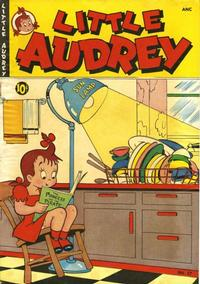 Cover Thumbnail for Little Audrey (St. John, 1948 series) #17