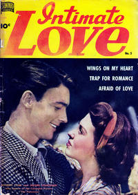 Cover Thumbnail for Intimate Love (Pines, 1950 series) #5