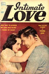 Cover Thumbnail for Intimate Love (Pines, 1950 series) #14
