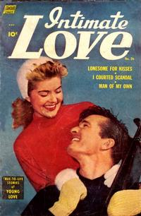 Cover Thumbnail for Intimate Love (Pines, 1950 series) #26