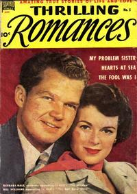 Cover Thumbnail for Thrilling Romances (Pines, 1949 series) #5