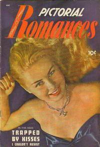 Cover Thumbnail for Pictorial Romances (St. John, 1950 series) #4