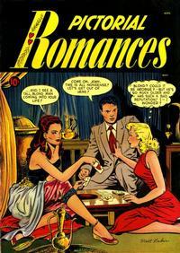 Cover Thumbnail for Pictorial Romances (St. John, 1950 series) #7