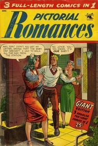 Cover Thumbnail for Pictorial Romances (St. John, 1950 series) #19