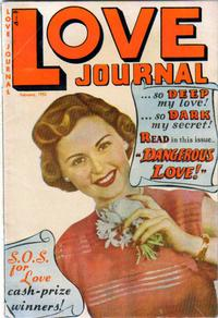 Cover Thumbnail for Love Journal (Orbit-Wanted, 1951 series) #12