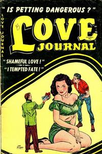 Cover Thumbnail for Love Journal (Orbit-Wanted, 1951 series) #16