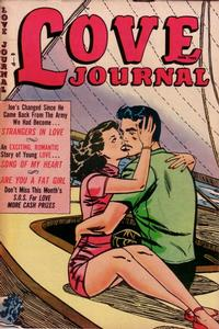 Cover Thumbnail for Love Journal (Orbit-Wanted, 1951 series) #19
