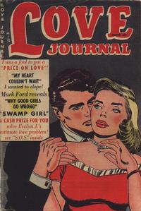 Cover Thumbnail for Love Journal (Orbit-Wanted, 1951 series) #21