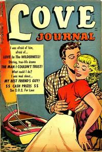 Cover Thumbnail for Love Journal (Orbit-Wanted, 1951 series) #24