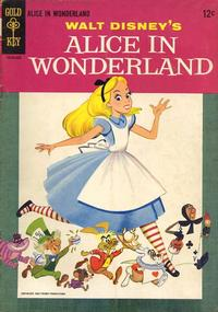 Cover Thumbnail for Alice in Wonderland (Western, 1965 series)