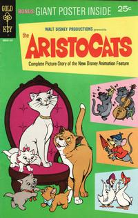 Cover Thumbnail for Walt Disney Productions Presents The Aristocats (Western, 1971 series) #[nn]