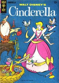Cover Thumbnail for Cinderella (Western, 1965 series) #[nn]