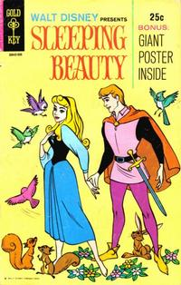 Cover Thumbnail for Walt Disney Presents Sleeping Beauty (Western, 1970 series) #[1]