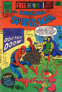 Cover Thumbnail for The Amazing Spider-Man (Newton Comics, 1975 series) #5