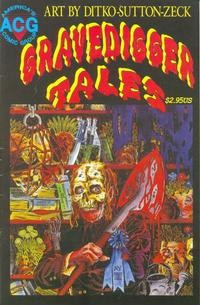 Cover Thumbnail for Gravedigger Tales (Avalon Communications, 1999 series) #1