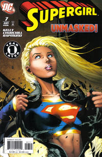Cover Thumbnail for Supergirl (DC, 2005 series) #7