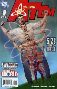 Cover Thumbnail for The All New Atom (DC, 2006 series) #1